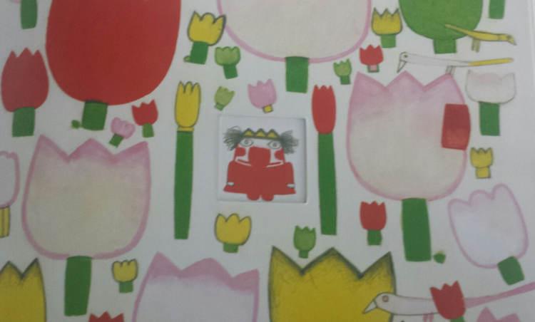 il re dei fiori libro per bambini