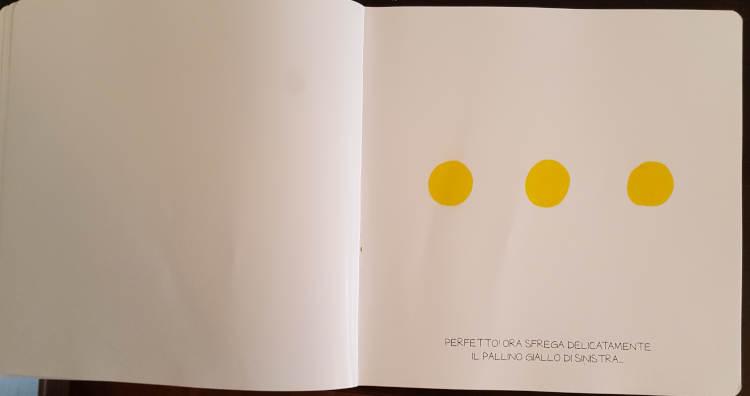 Un libro Hervè Tullet