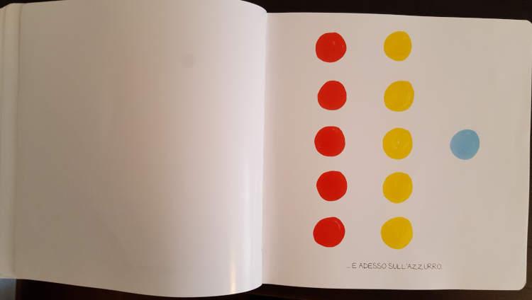 Un libro per bambini Hervè Tullet