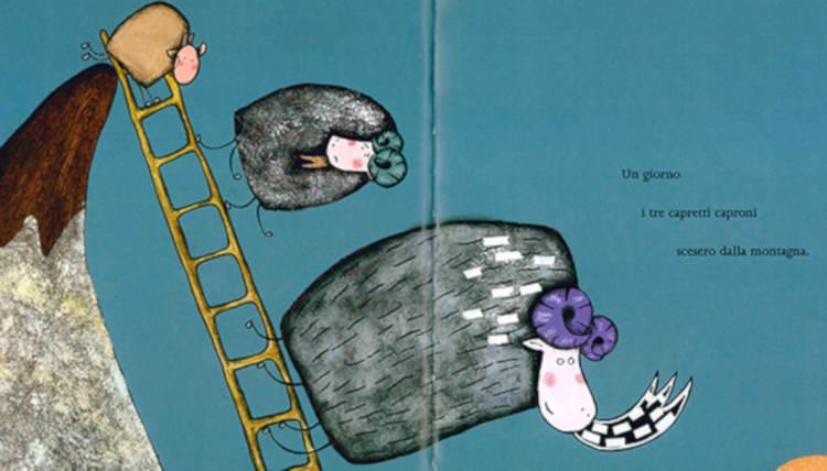 capretti libro per bambini
