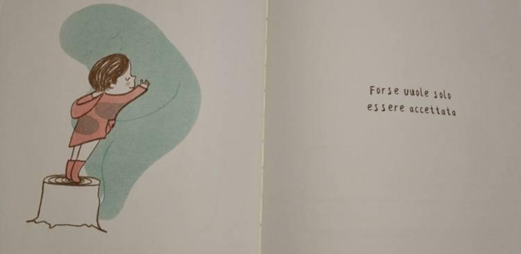tristezza paura libri bambini