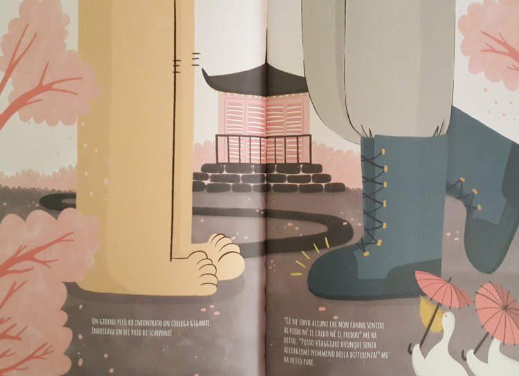 gigante libro bambini