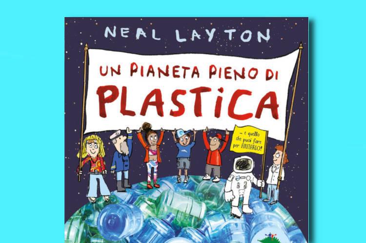 pianeta pieno di plastica