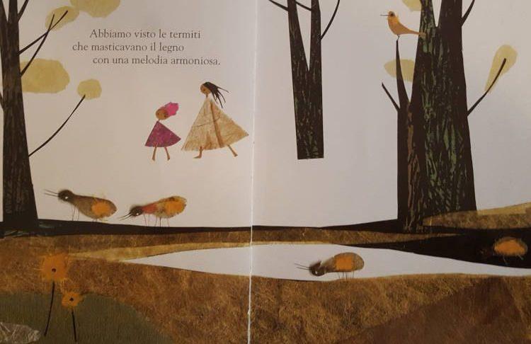 bosco libro amicizia bambini