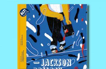 jackson pollock dripping dance
